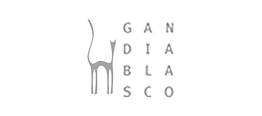 Gandiablasco logo
